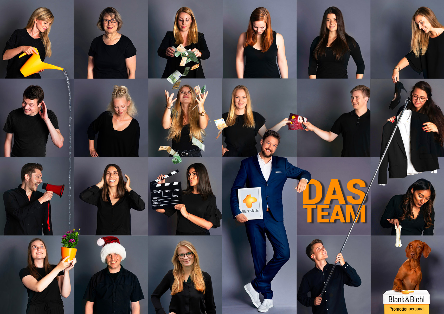 B&B Teambild